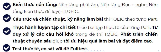 Review khóa học TOPPY TOEIC