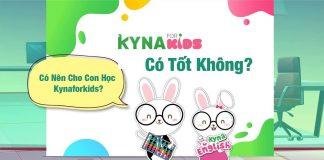 Review và Giới Thiệu Khóa Học KYNA FOR KIDS – Kynaforkids.vn