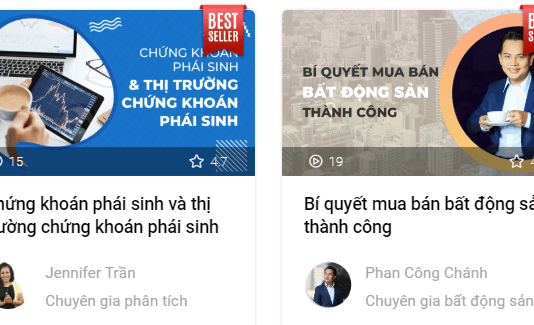 Top 12 Khóa Học Online Bán Chạy Nhất Trên Kyna.vn
