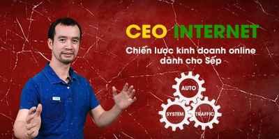 Khóa học CEO INTERNET - CHIẾN LƯỢC KINH DOANH ONLINE DÀNH CHO SẾP unica