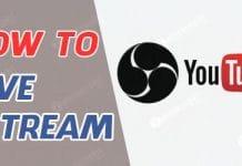 Hướng Dẫn Cách Live Stream Youtube