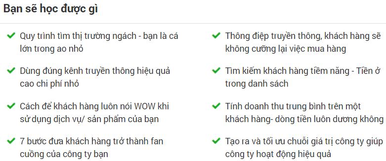 khóa họcKINH DOANH ĐỘT PHÁ của Phạm Thành Long