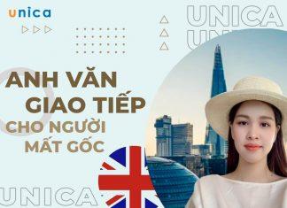 Top 5 Khoá Học Tiếng Anh Online Trên Unica.vn Học Nhiều Nhất