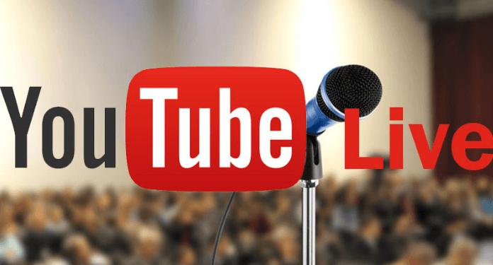 Hướng Dẫn Cách Live Stream Youtube Dễ Làm Nhất