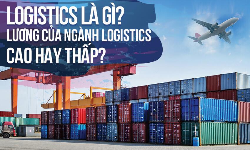 Nghiệp vụ Logistics cho người mới bắt đầu