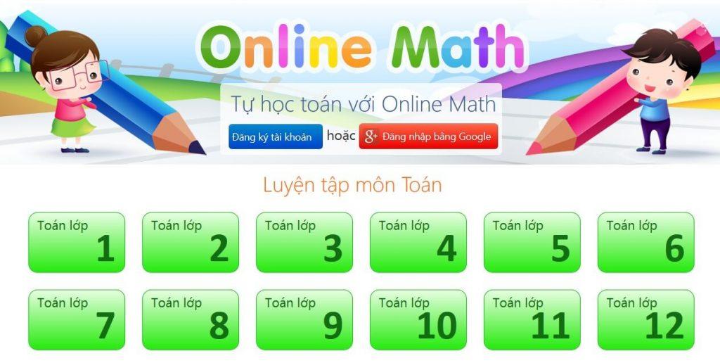 Những Ứng Dụng Giúp Học Sinh Học Online Hiệu Quả