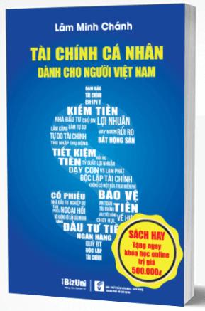 """Sách """"Tài Chính Cá Nhân Dành Cho Người Việt Nam"""""""