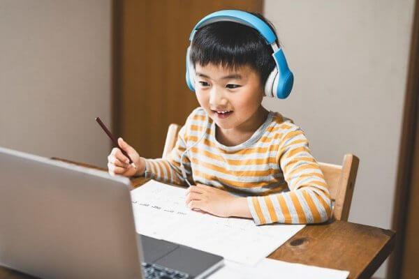 cách giúp con học trực tuyến hiệu quả